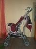 Прогулочная коляска-трость маленькая