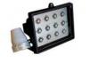 Прожектор светодиодный с датчиком освещенности маленькая