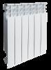 Радиатор Raditall  алюминиевый 500х10 маленькая