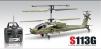 Радиоуправляемый вертолёт S113G маленькая