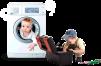 Ремонт и установка стиральных, посудомоечных машин и кондиционеров маленькая