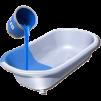 Реставрация ванн маленькая