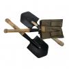 Саперная пехотная лопата (мпл), настоящая с чехлом маленькая