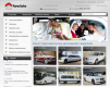 Сайт по аренде автомобилей. База с контактами маленькая