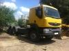 Седельный тягач  Renault Kerax маленькая
