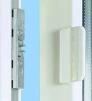 «СЕРВИС ОКНА» Балконная защелка для пластиковых дверей в Тюмени маленькая