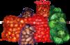 Сетки овощные 50*80 (до 42 кг) маленькая