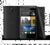 Смартфон HTC Desire 300, черный, Б/у 1 год маленькая