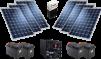 Солнечные электростанции, солнечные батареи маленькая