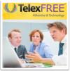 Сотрудничество с крупной телекоммуникационной компанией TelexFree маленькая