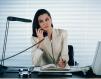 Сотрудник с обязанностями помощника бухгалтера маленькая