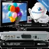 """Спутниковый комплект """"Триколор ТВ Full HD"""" с установкой маленькая"""