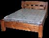 Старинная кровать Добряк маленькая