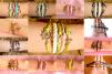 Стильные женские браслеты маленькая