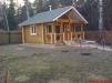 Строительство домов, бань, беседок из дерева маленькая
