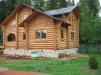 Строительство домов, бань из бруса и кругляка маленькая
