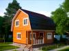 Строительство домов,коттеджей,бань под ключ маленькая