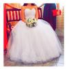 Свадебное платье маленькая