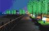 Светодиодные деревья маленькая