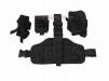 Тактическая сумка на ногу с кобурой маленькая