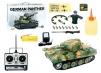 Танк Heng Long German Panther 1\16 маленькая