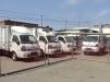 Техника и автобусы из Южной Кореи маленькая