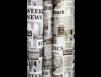 Ткань для штор с компаньоном-тюль капрон(Турция) маленькая