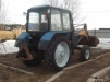 Трактор МТЗ 82 маленькая