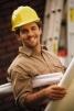 Требуются сотрудники в строительную организацию маленькая