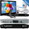 Триколор ТВ Full HD, 3 года просмотра, с установкой маленькая