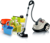 Уборка любой сложности офисов, квартир, домов, помещений маленькая