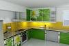 Установка кухонных, столовых гарнитуров под ключ маленькая
