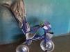 Велосипед детский маленькая