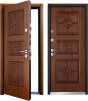 Входная стальная дверь Mastino Trento маленькая