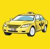 Водитель такси маленькая