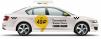 Водитель такси с личным авто маленькая