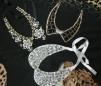 Воротник - ожерелье маленькая
