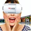 VR BOX 2.0 + пульт управления + VR игры маленькая