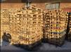 Вывоз деревянных поддонов 1200х800мм и 1200х1000мм маленькая
