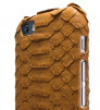 Яркие бамперы для iPhone 5/5s/6/6 plus из кожи питона маленькая