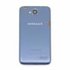 Задняя крышка Alcatel 6012x (Idol Mini) синий маленькая