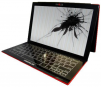 Замена разбитого экрана на ноутбуке дома маленькая