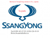 Запчасти SsangYong(санг йонг)санг енг маленькая