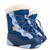 Зимние ботинки Demar snow mar синие 26/27р маленькая
