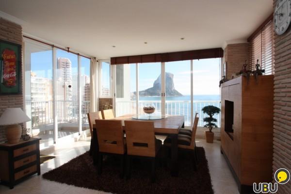 Купить новые апартаменты в Кальпе у моря 2 и 3