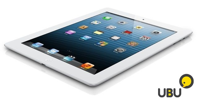 Apple iPad 4 Wi-Fi Only 128GB White фото 1