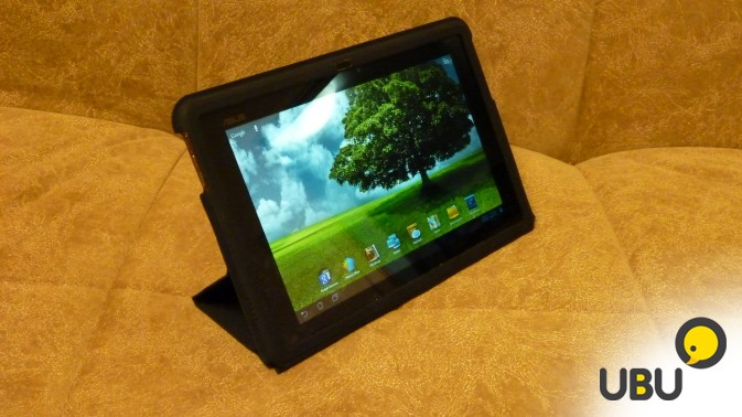 Asus Eee Pad Transformer TF101 16Gb + dock + чехол фото 3