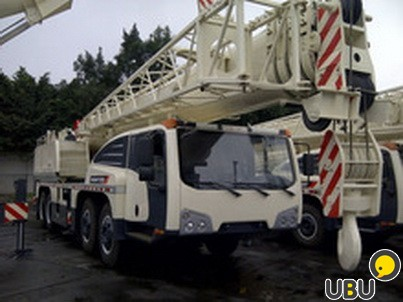Автокран TEREX  TOPLIFT TTC055G фото 3