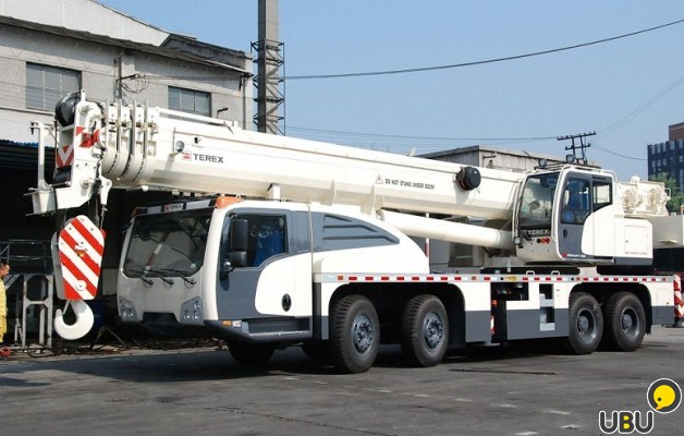Автокран TEREX  TOPLIFT TTC055G