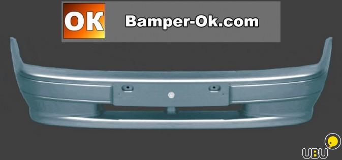 Ваз 2114 передний бампер